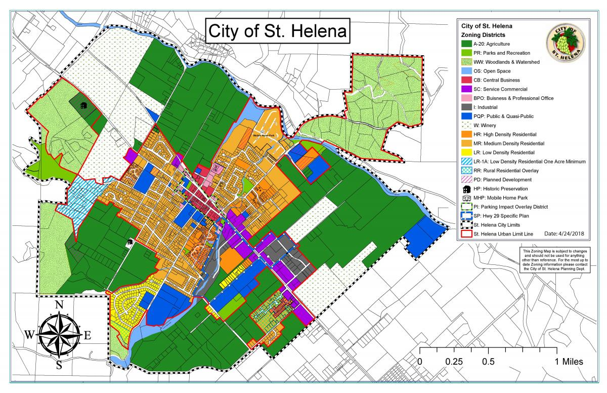 Zoning Information | City of St. Helena on floodplain map, residential map, soils map, streets map, parking map, zoning ordinance, transportation map, zoning regulations, survey map, business map, zoning board of appeals, mashpee ma town map, wetlands map, zoning code, future land use map, city council, india earthquake zone map, planning commission, land use map, open space map, climate zone map, e zone map,